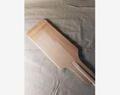 WOODEN OVEN PEEL WITH 60 X 18 CM HEAD AND 3 METER HANDLE
