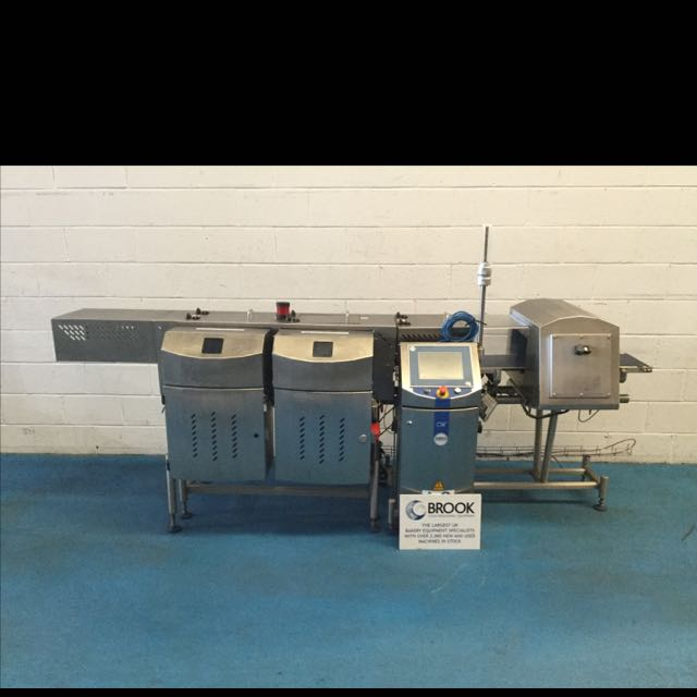 LOMA CW3 METAL DETECTOR CHECKWEIGH COMBI, 2016, EXCELLENT CONDITION
