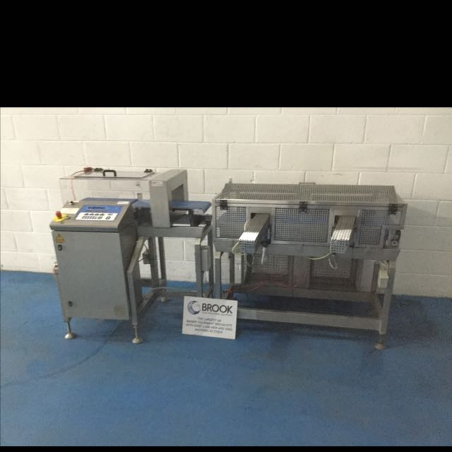 LOMA 7000 COMBI METAL DETECTOR CHECKWEIGH